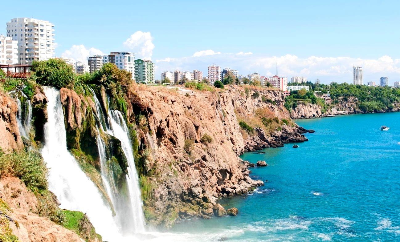 Туры на отдых в Анталию Турции