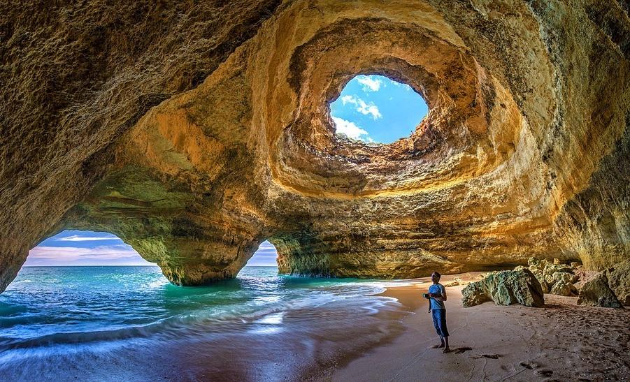 Отдых в Португалии на океане