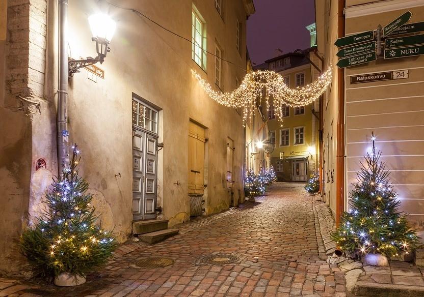 Рождество в Европе. Автобусные туры