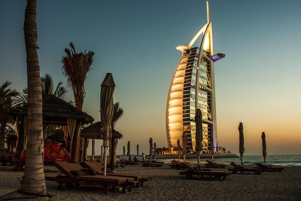 Дубай (ОАЭ) Арабские Эмираты