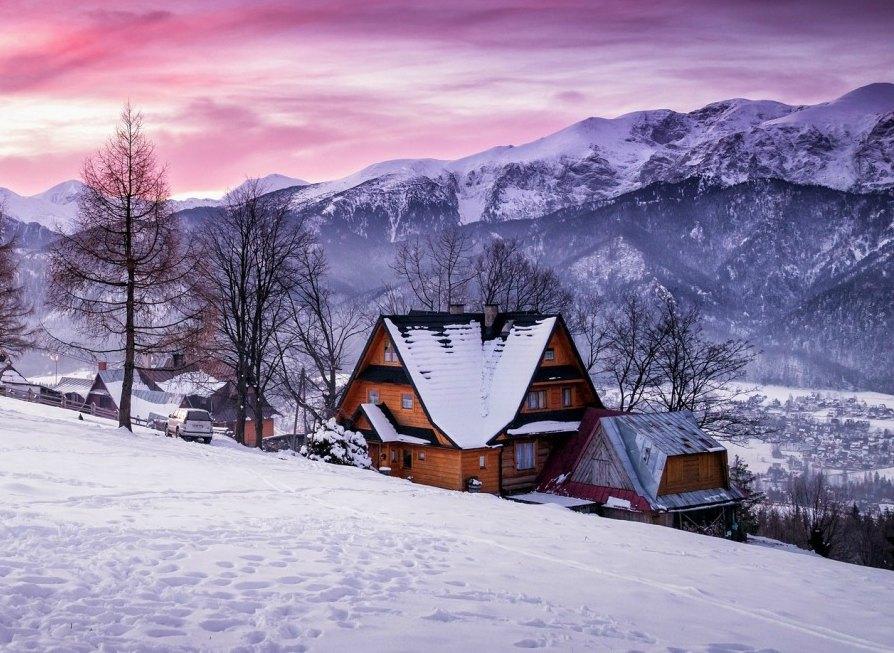 Отдых в Закопане зимой