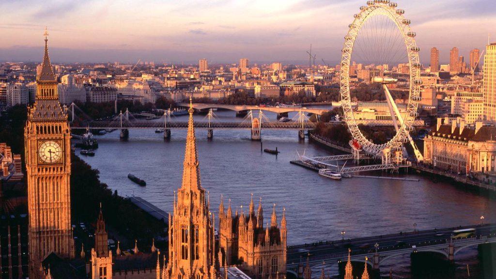 Автобусные туры в Лондон