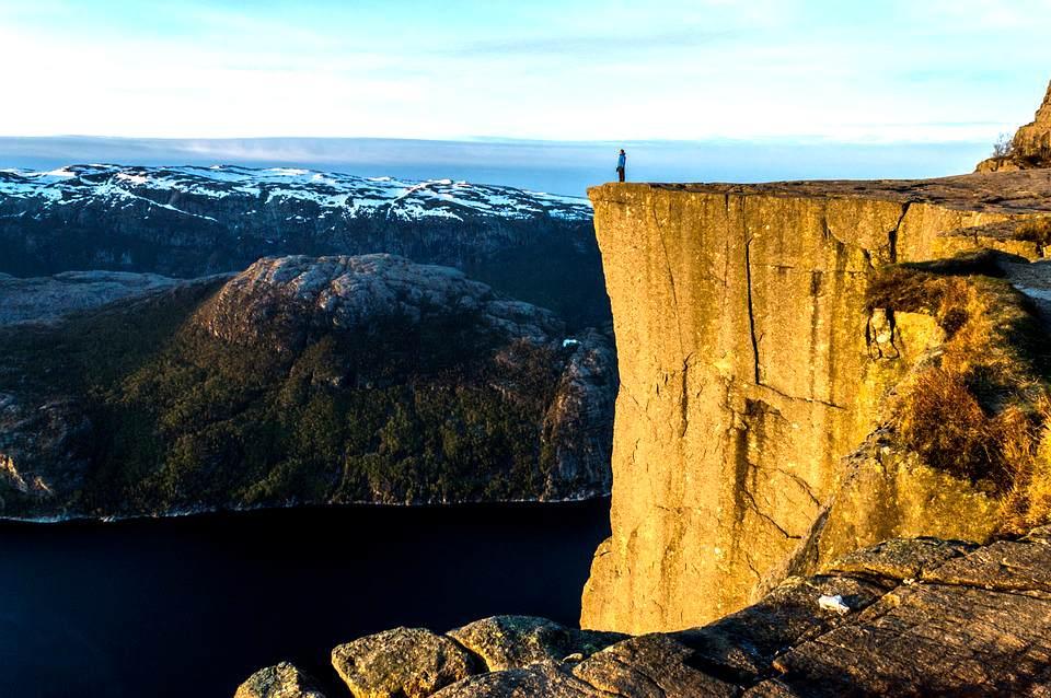 Туры на автобусе на фьорды в Норвегии