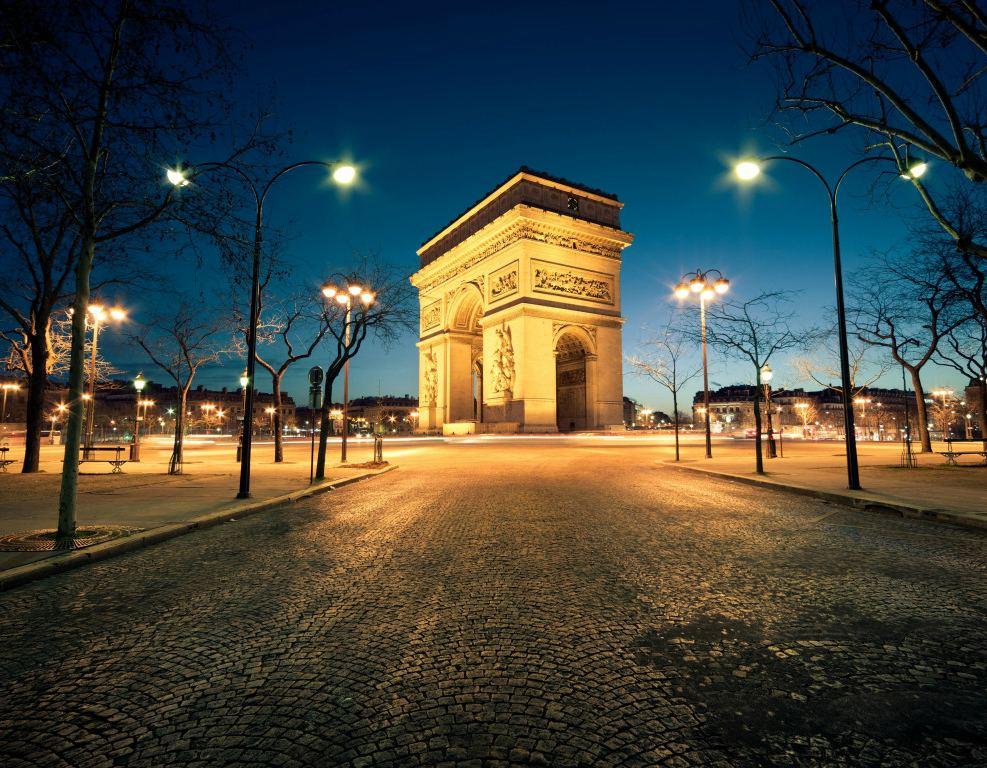 Туры в Париж из Минска