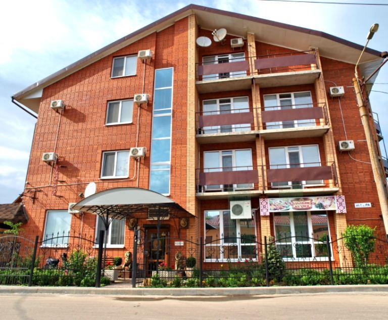 Отдых в отелях Кирилловки