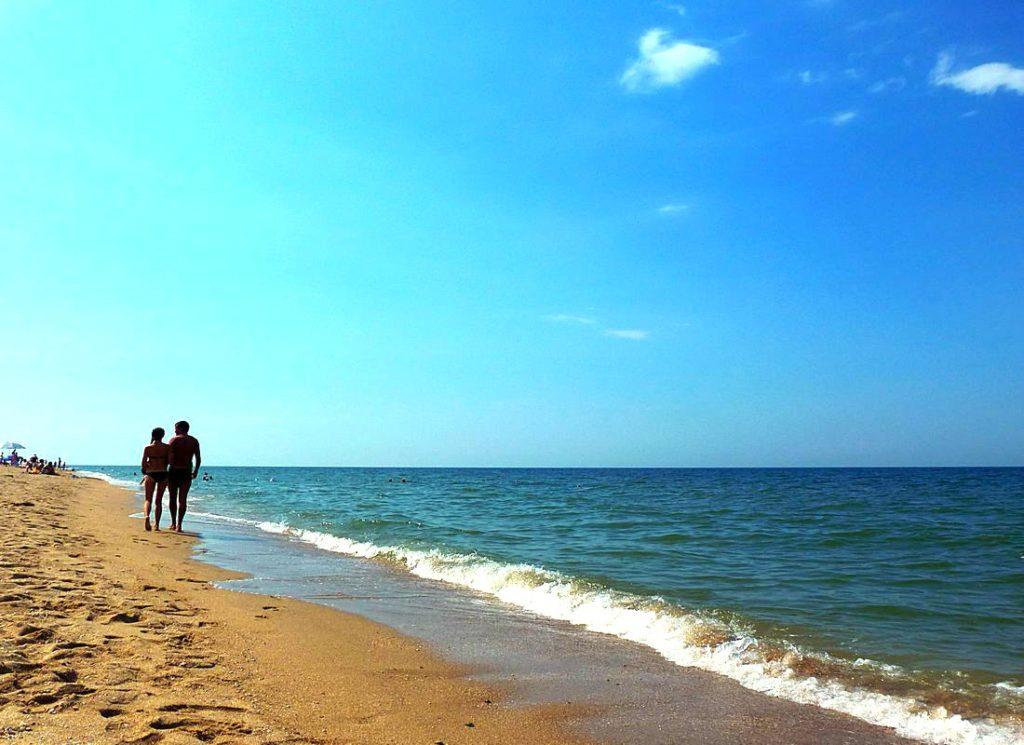 Туры на Азовское море в Бердянск