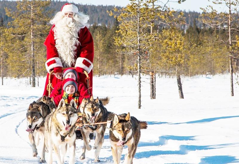Тур в Карелию зимой на Новый Год