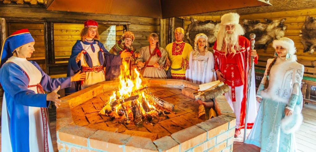 Отдых в Карелии на Новый Год из Минска