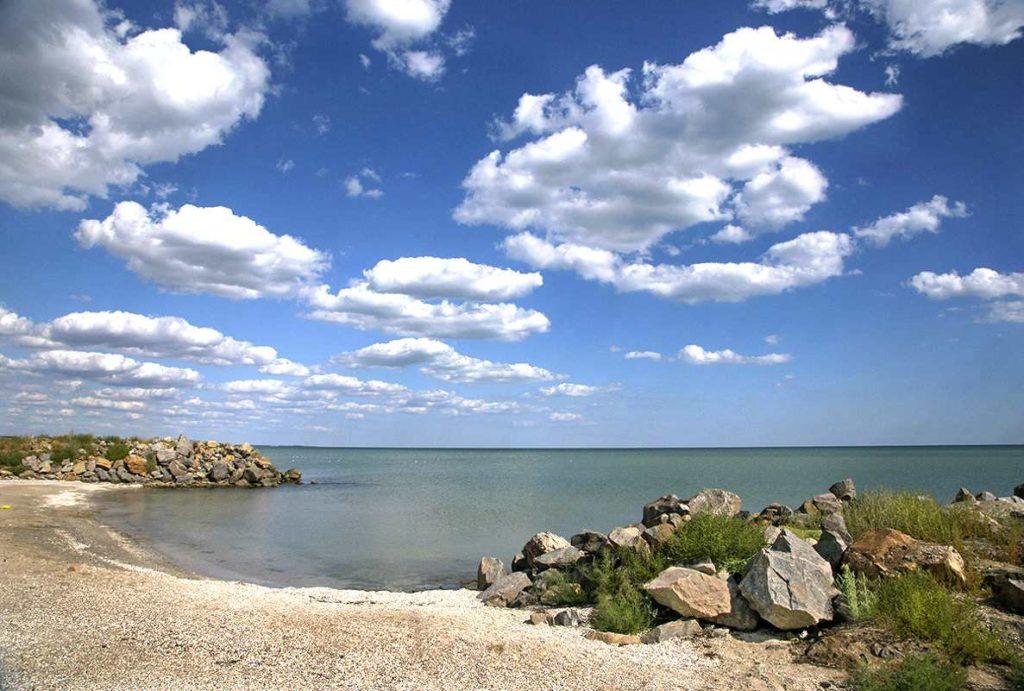 Отдых в Геническе по недорогим ценам на море