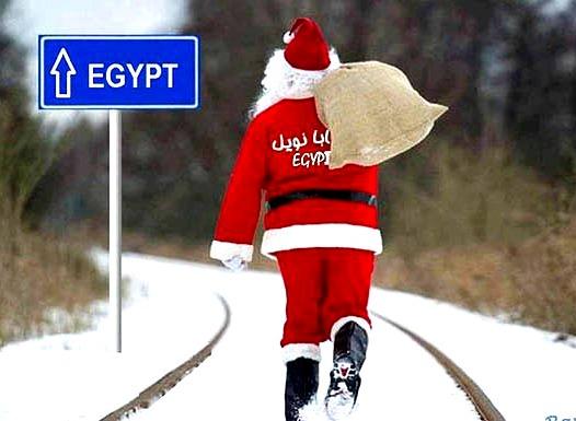 туры на Новый Год в Египет