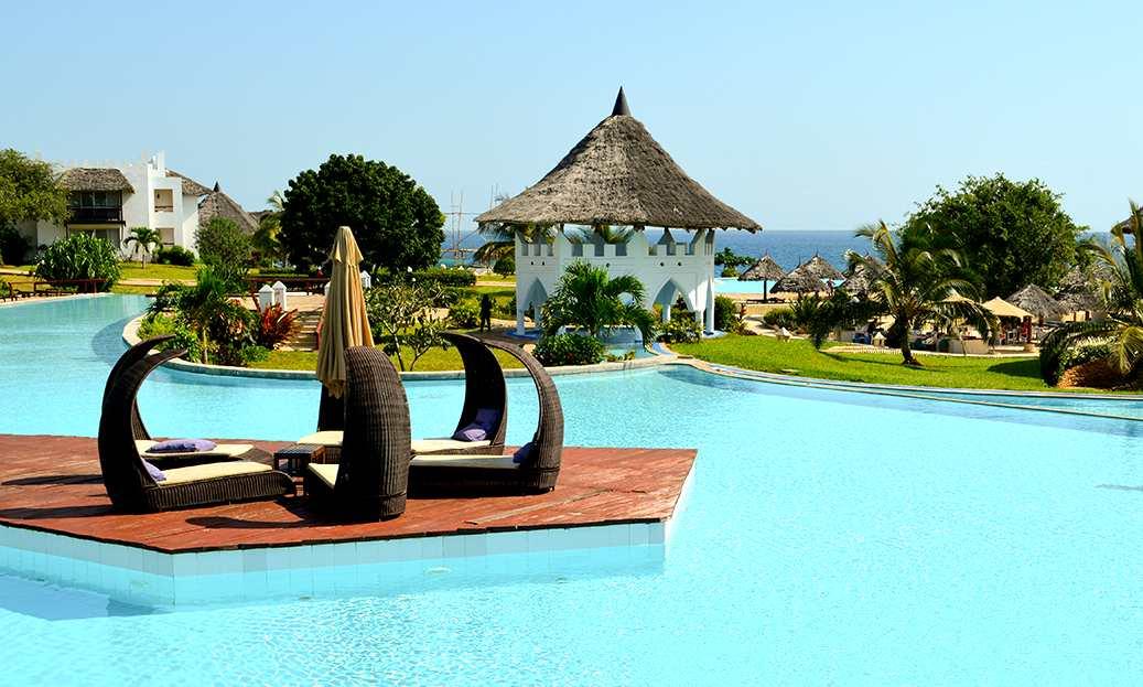 Купить тур на отдых в отеле Занзибара