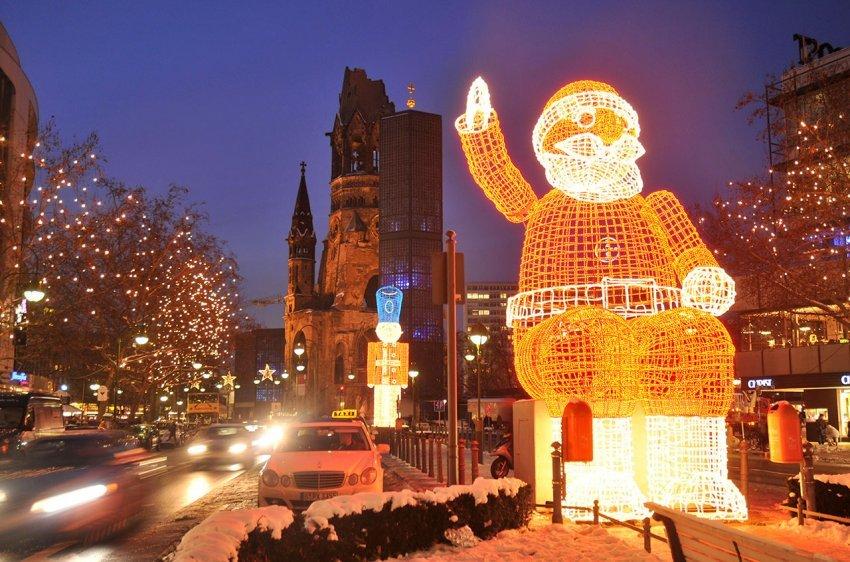 Тур на Рождество в Берлин