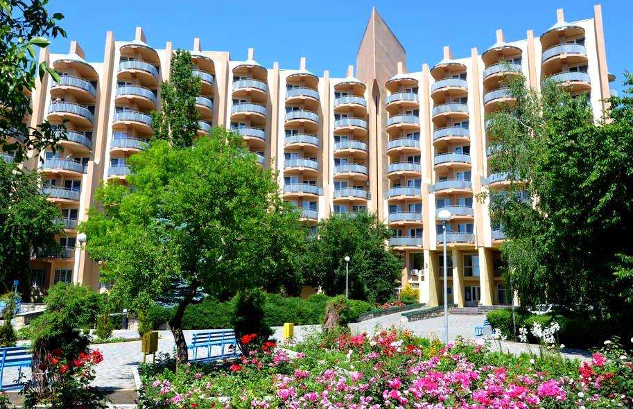 Отели, базы отдыха, пансионаты Сергеевки