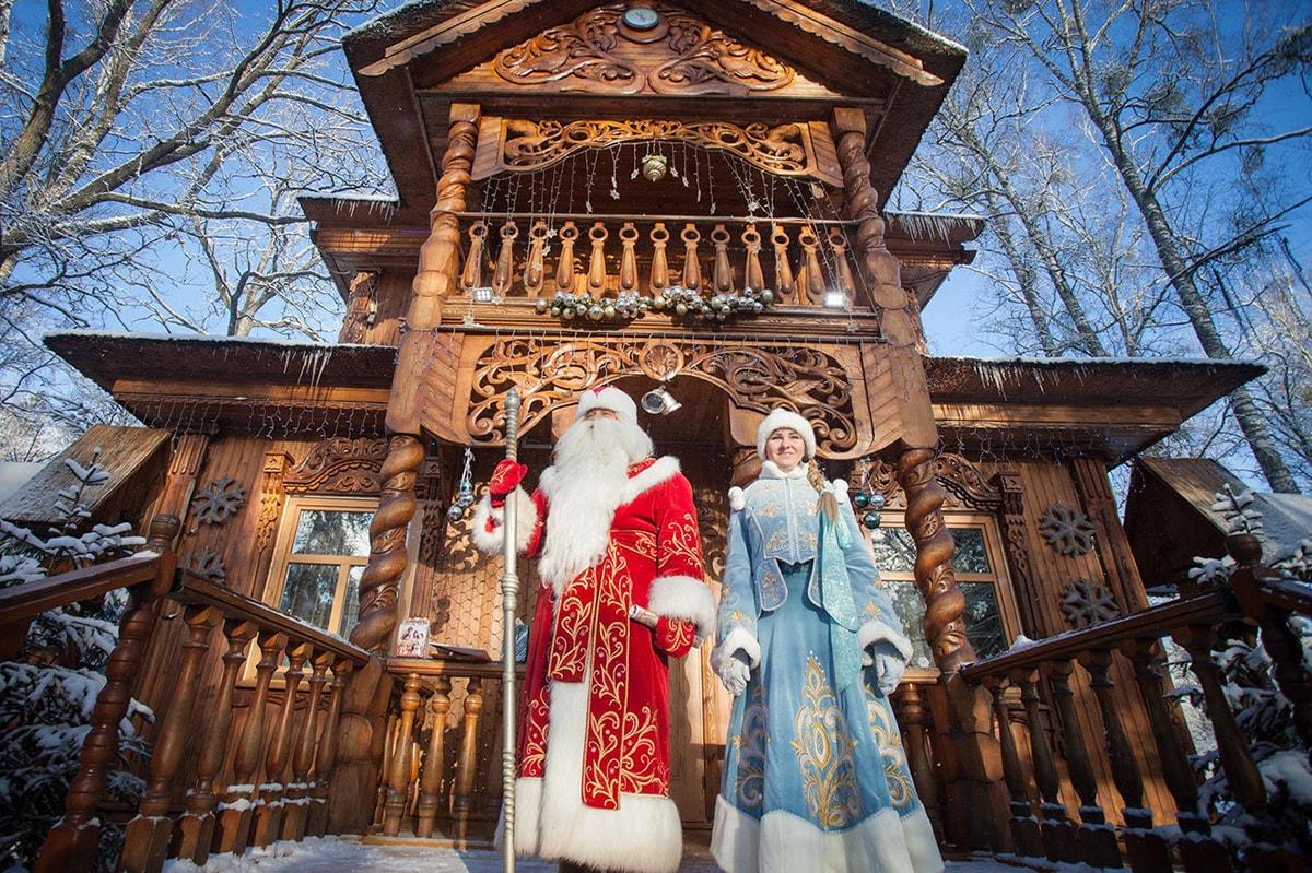 Новогодние туры в Беларуси