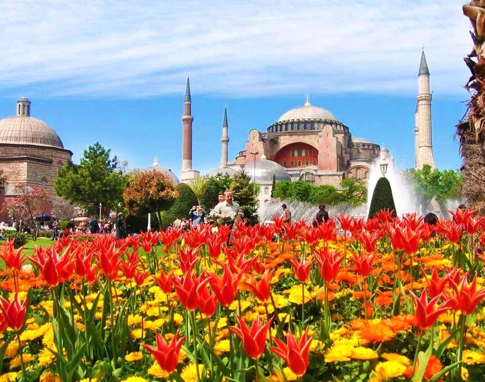 Экскурсионные туры в Стамбул