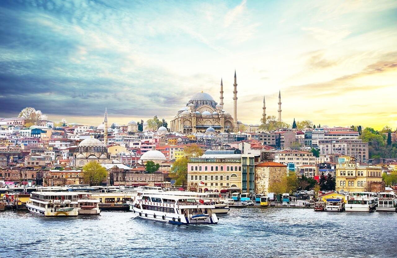 Туры в Стамбул на 3,4,5 дня