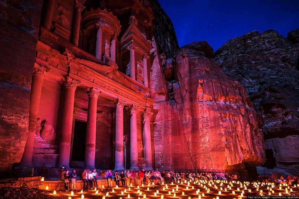 Экскурсионные туры в Иорданию